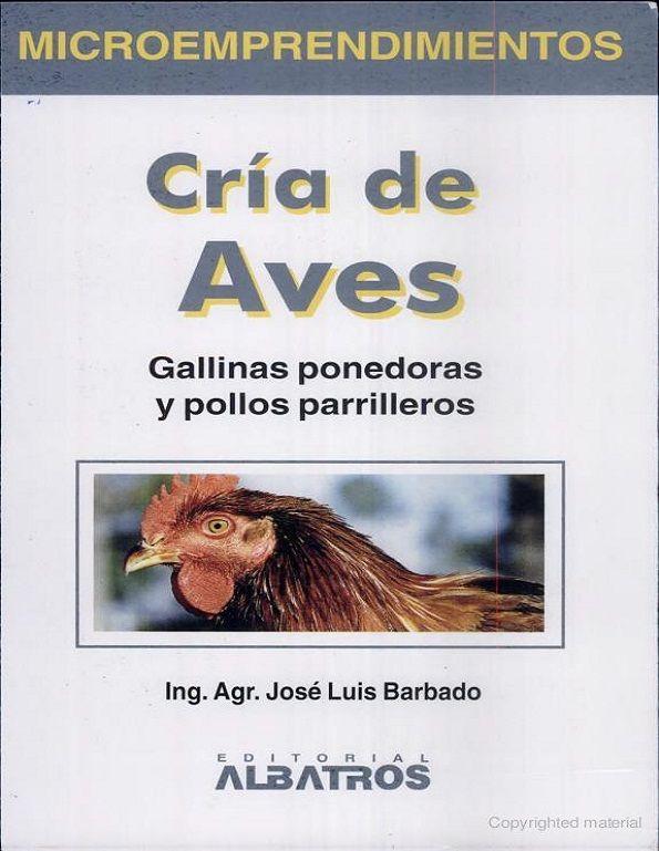 Descarga: Libro Cria de aves