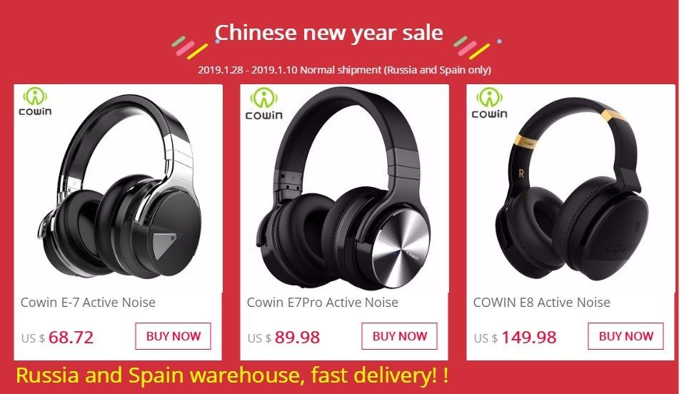 208e0eb4571 COWIN E8 Active Noise Cancelling Bluetooth Headphones with Mic Hi-Fi Deep  Bass Wireless Headphones Over Ear Stereo Sound Headset