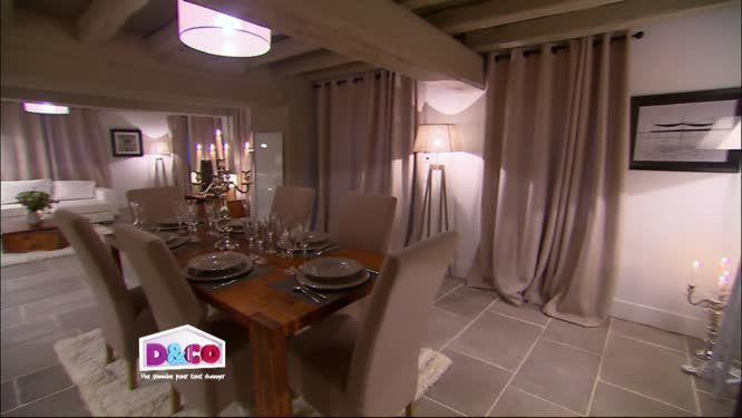 LE SALON / SALLE A MANGER Deco, Salons and Tables
