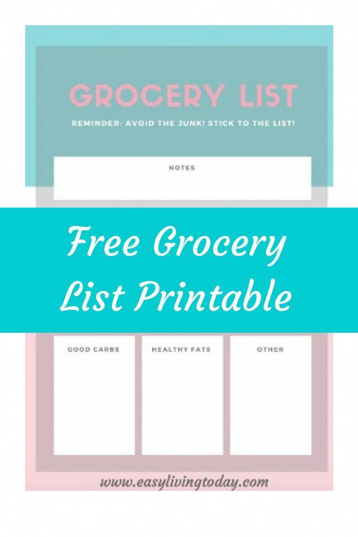 Cheap nutrition courses clean eating grocery list