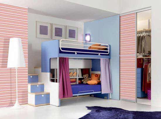 Best 10 Extraordinary Blue Bunk Beds For Kids Image Ideas 640 x 480