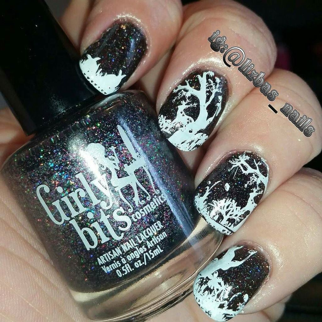 Embedded image | Cool nail designs, Halloween nails, Nails