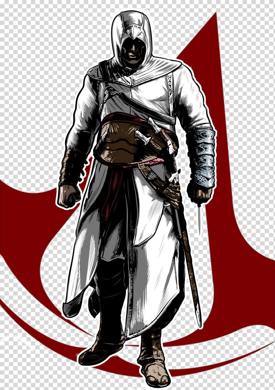 Altair Assassins Creed By Thuddlestondeviantartcom On