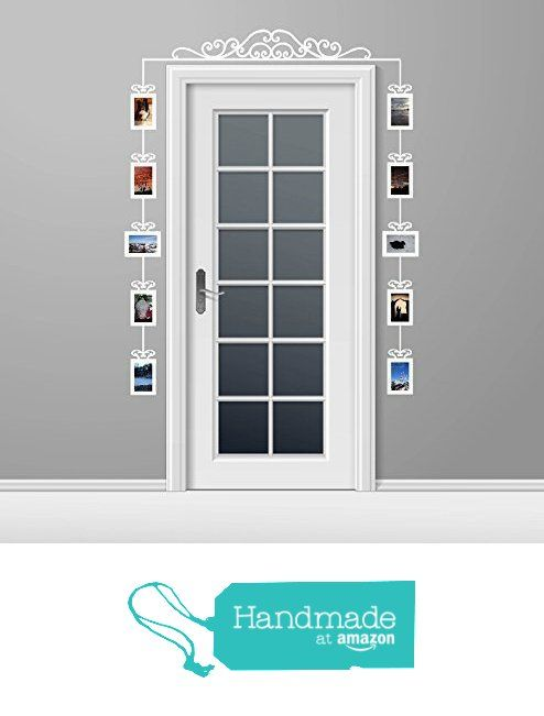 10 Photo Frame Decals With Over The Door Or Window Scroll Vinyl Wall Decal Set Vinyl Wall Decals Vinyl Wall Scripture Wall Decal