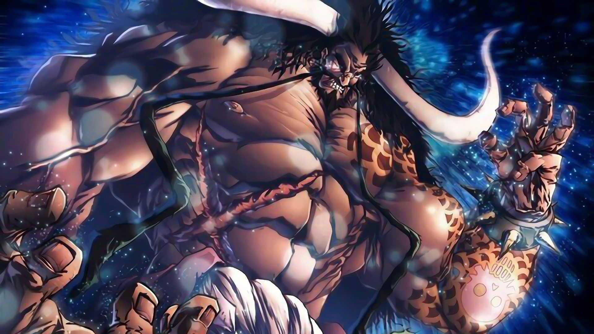 Anime One Piece Kaido One Piece 1080p Wallpaper Hdwallpaper Desktop Kaido One Piece Anime One Piece Chapter