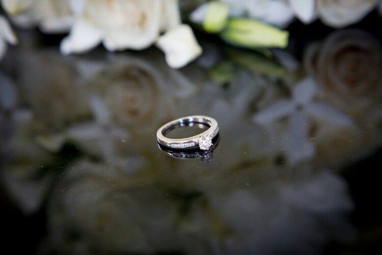 Johanna Watts Photography, love the reflection of the flowers!