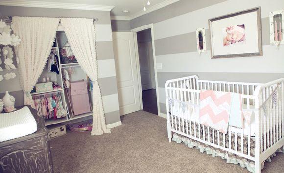 Chambre enfant grise | Chambres bébé, Olives et Le chambre
