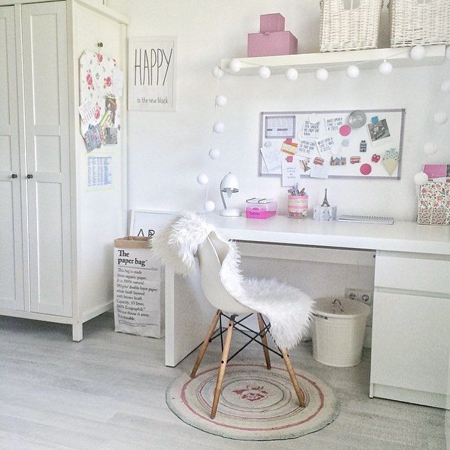 Kinderzimmer ideen ikea mädchen  Mädchenzimmer ähnliche Projekte und Ideen wie im Bild vorgestellt ...