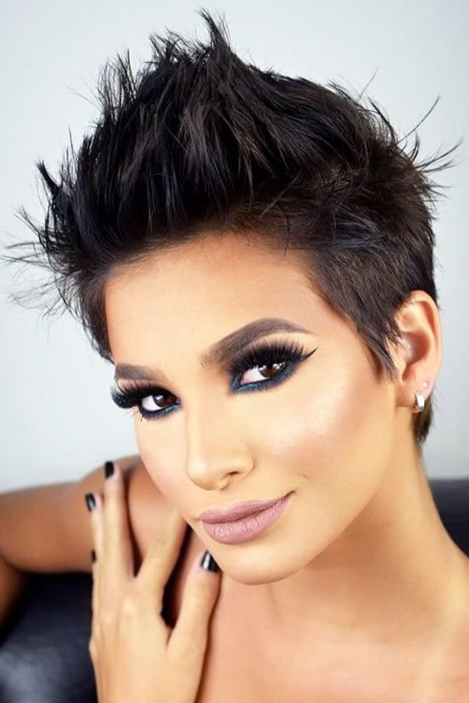 short sexy hair style 50 amazing haircuts for ucesy hair 8923 | f0df81c0c5483acef2a6bead3d77fc2b