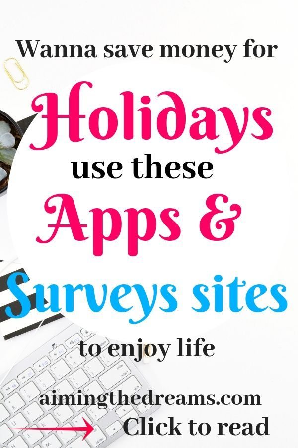 How to save money with apps and surveys Saving money