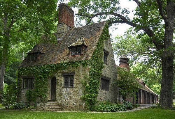 Photo of Case a graticcio – architettura affascinante e romantica della casa
