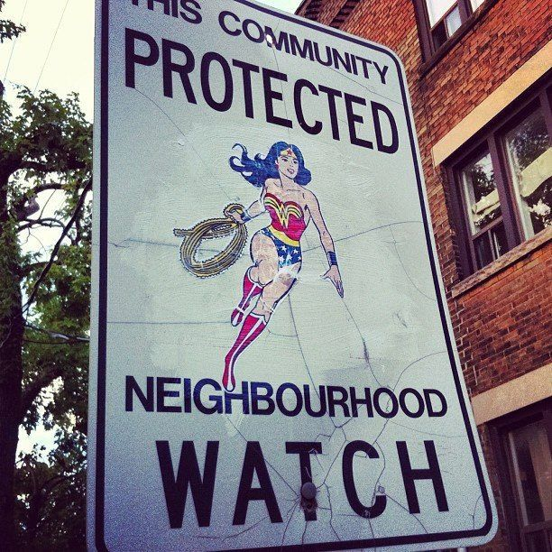 Safest community ever!!- Lynda Carter