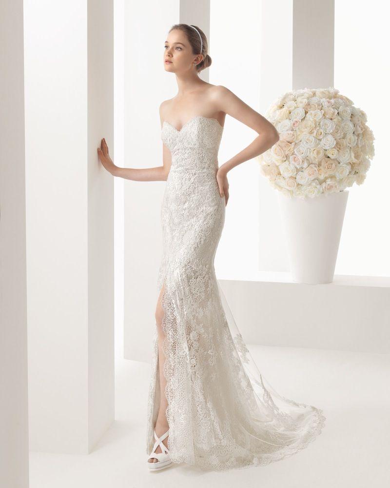 Rosa Clara / Sweetheart Mermaid Wedding Dress, Gown - Malaysia ...