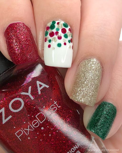 Nailmas Wrap Up | 2018  | 25 Sweetpeas