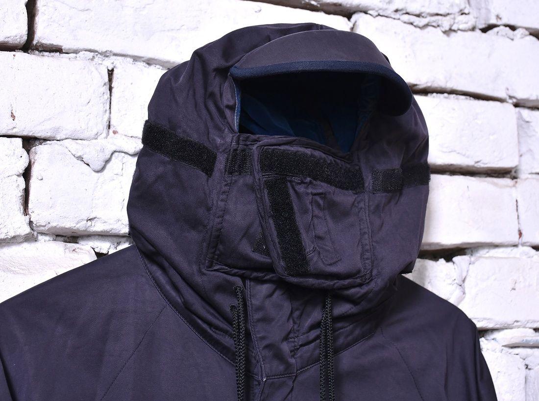 24cf28f2e3a6 Stone Island Raso Floccato Sniper Mask Riot Mask Jacket S S 2005 Size US L    EU 52-54   3 - 1