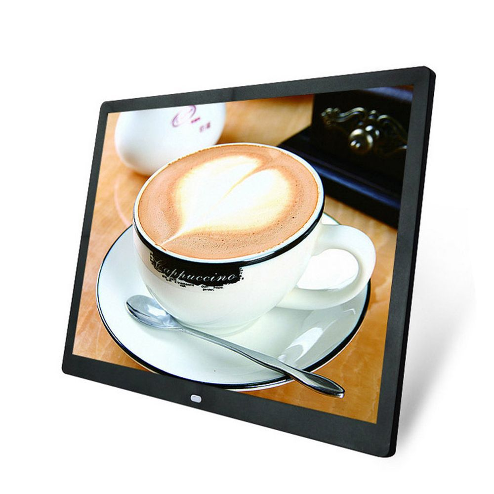 Slim narrow bezel 15 inch 15 4 inch 15 6 inch digital photo frame ...