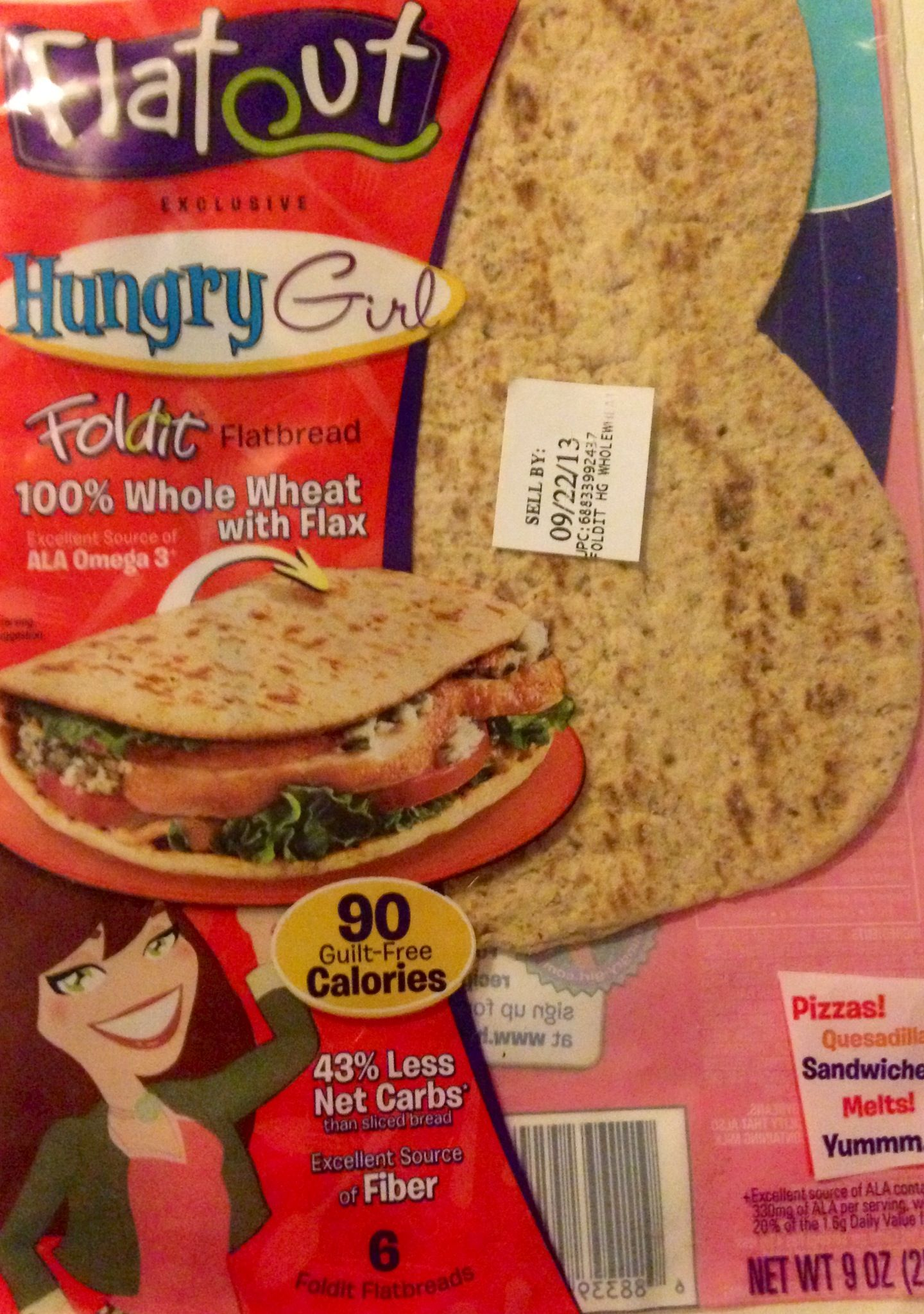 Best lowcarb and high fiber way to have bread and eat it
