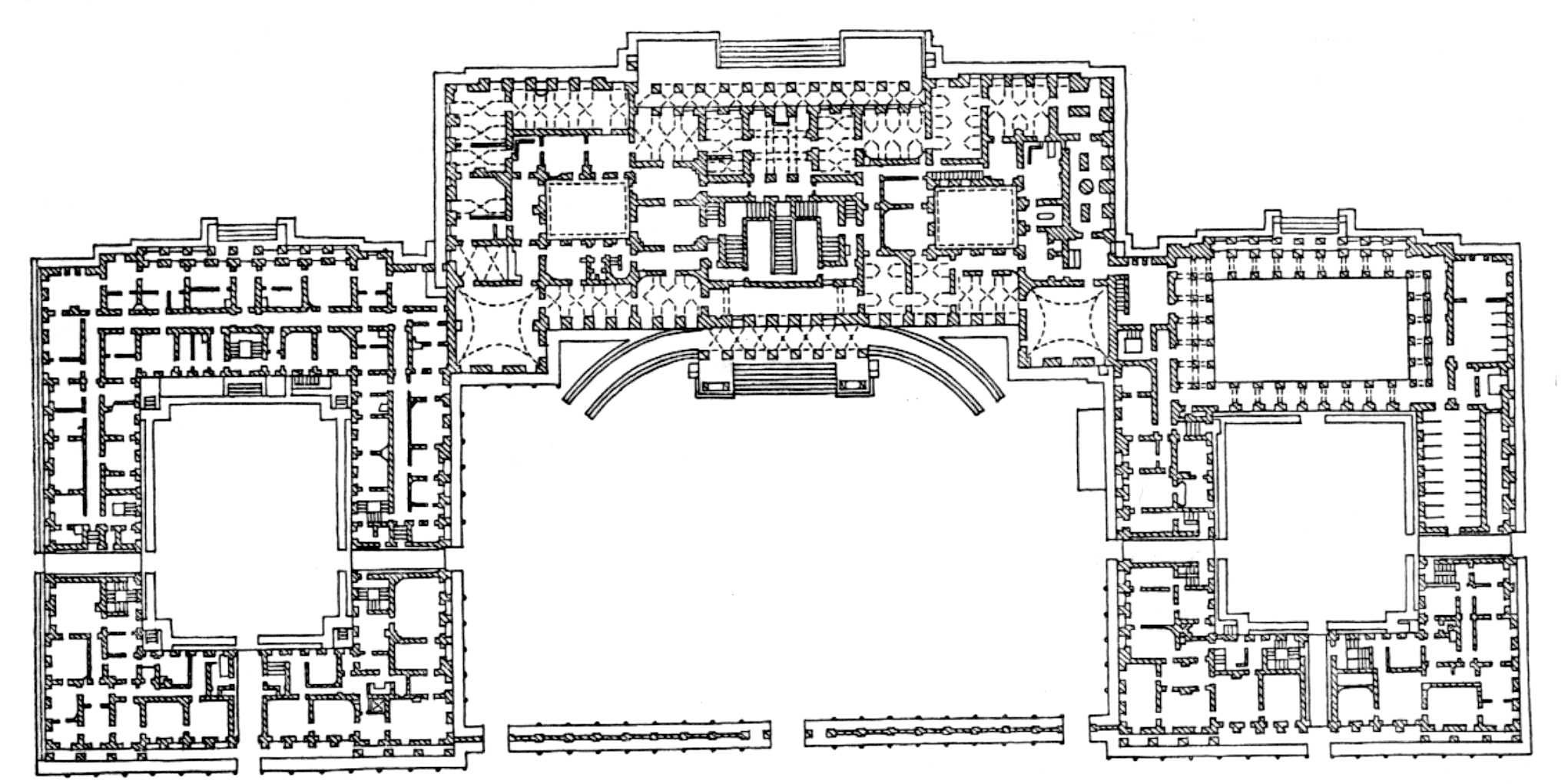 Mikhailovsky Palace The Russian Museum The Ground Floor Architecture Site Plan Russian Architecture Architecture Plan
