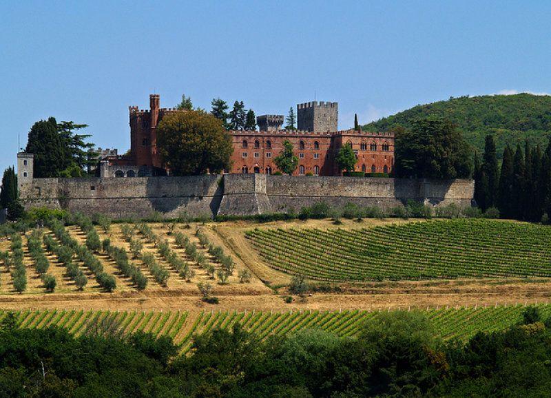 Autoroute langs de Chianti Classico stadjes van de regio Siena | Op vakantie naar Toscane