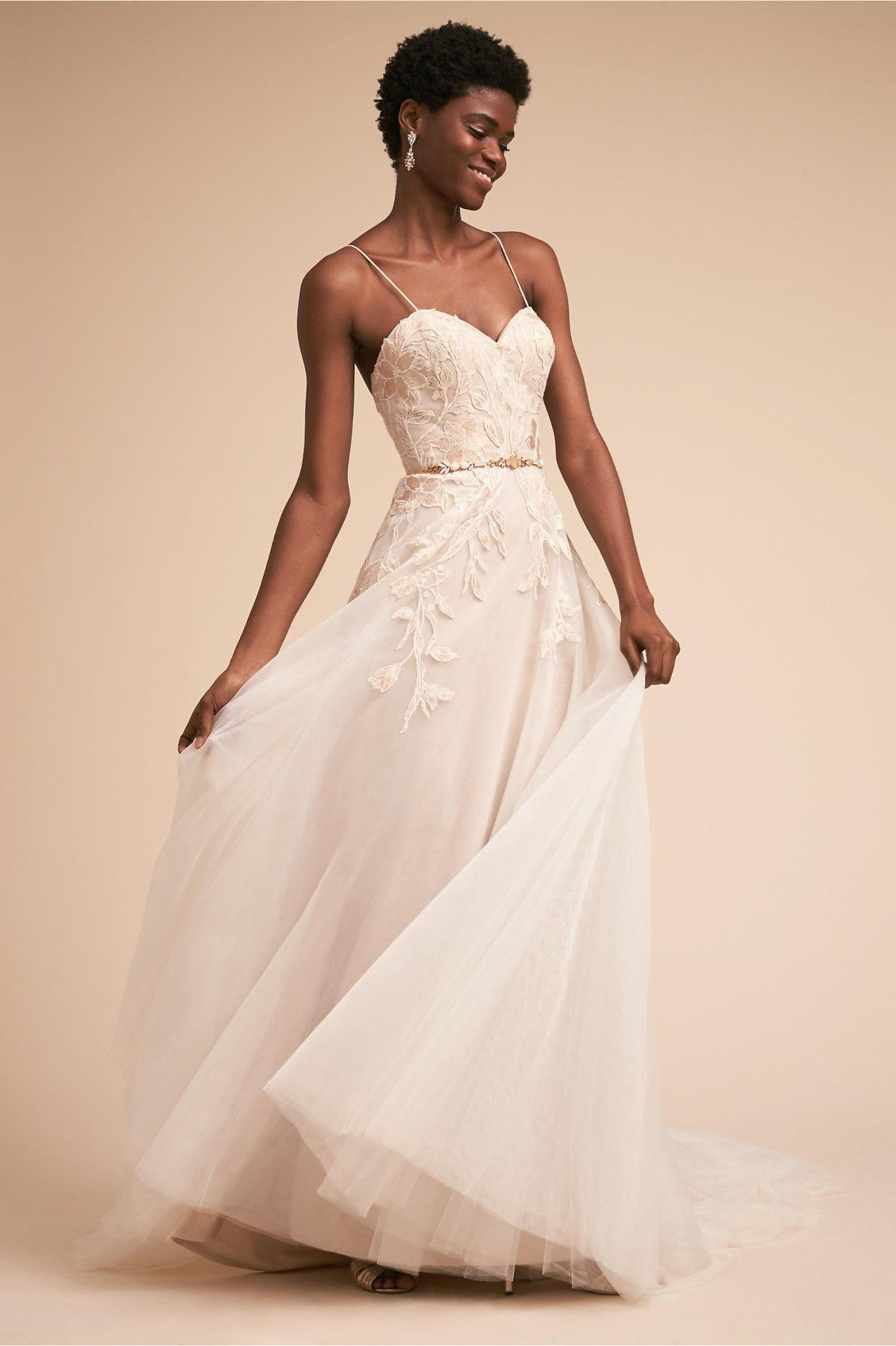 Guinevere Gown From Bhldn Bhldn Wedding Dress Gorgeous Wedding