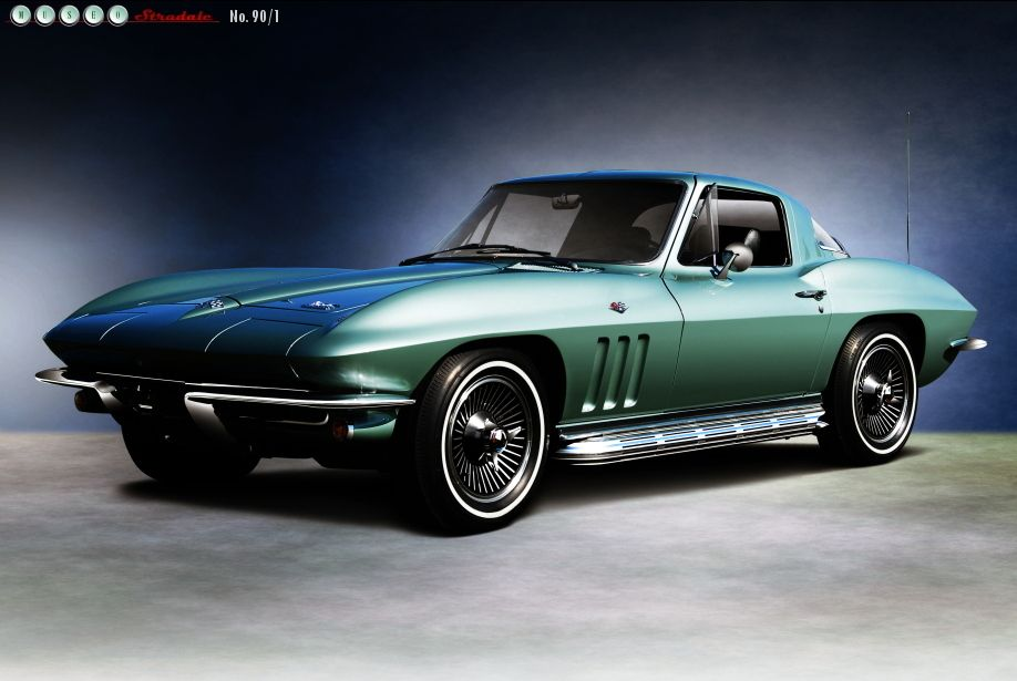 Chevrolet Corvette Sting Ray Coupe, 1966