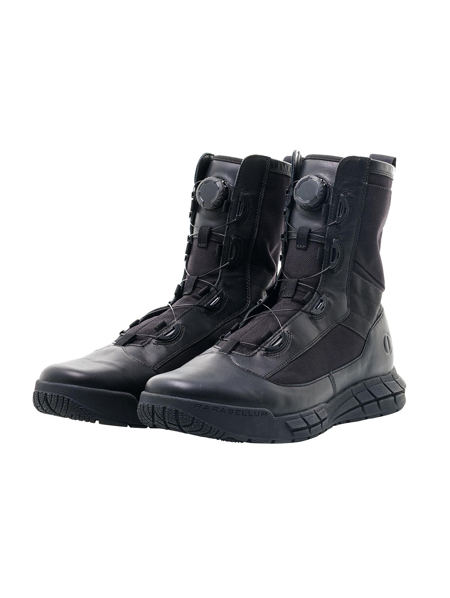 Parabellum Indonesia Sepatu boots, Sepatu tempur