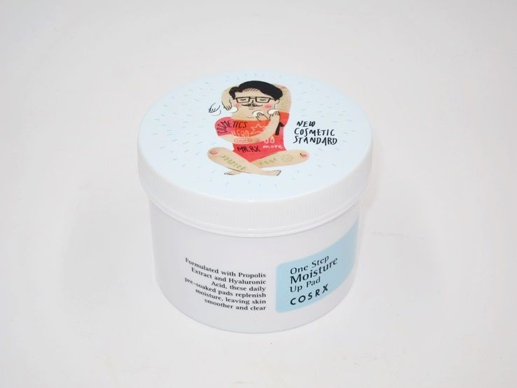 Cosrx One Step Moisture Up Pad Review Musings Of A Muse Face Products Skincare Moisturizer Cosrx