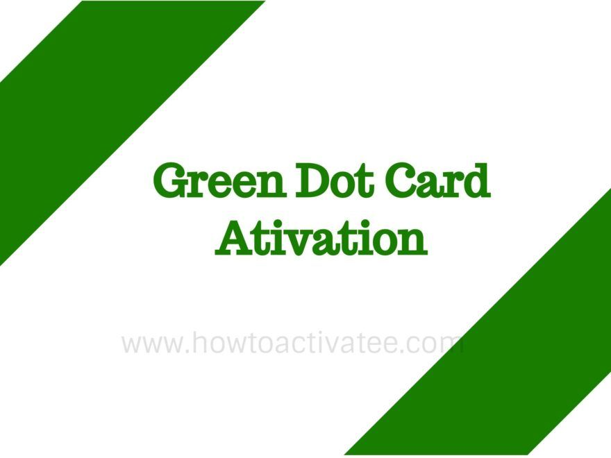 How To Activatee How To Activate Credit Card Debit Card And Gift Card Cards Dot Cards Prepaid Visa Card