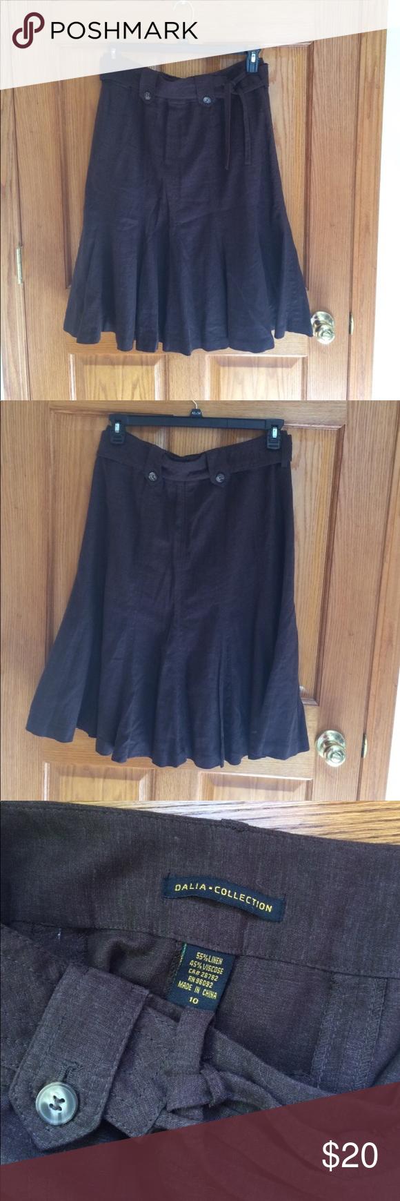 dalia collection boho skirt -