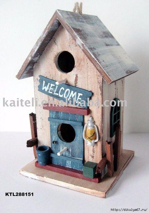 27 490x700 227kb скворечник домики для птиц кормушка