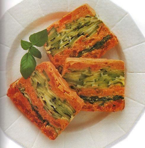 Cocina vegetariana terrina de pimientos ideas para el for Cocina vegetariana
