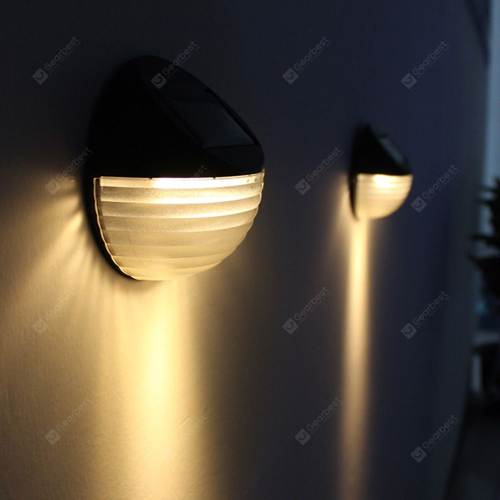 Led Solar Street Lamps Outdoor Waterproof Lights Street Lamp Solar Wall Lights Lights