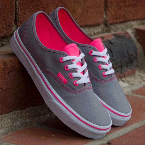 vans off the wall girl shoes