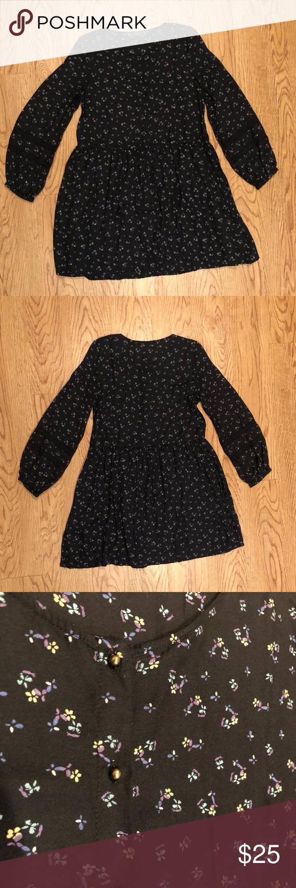 26++ Black floral babydoll dress inspirations