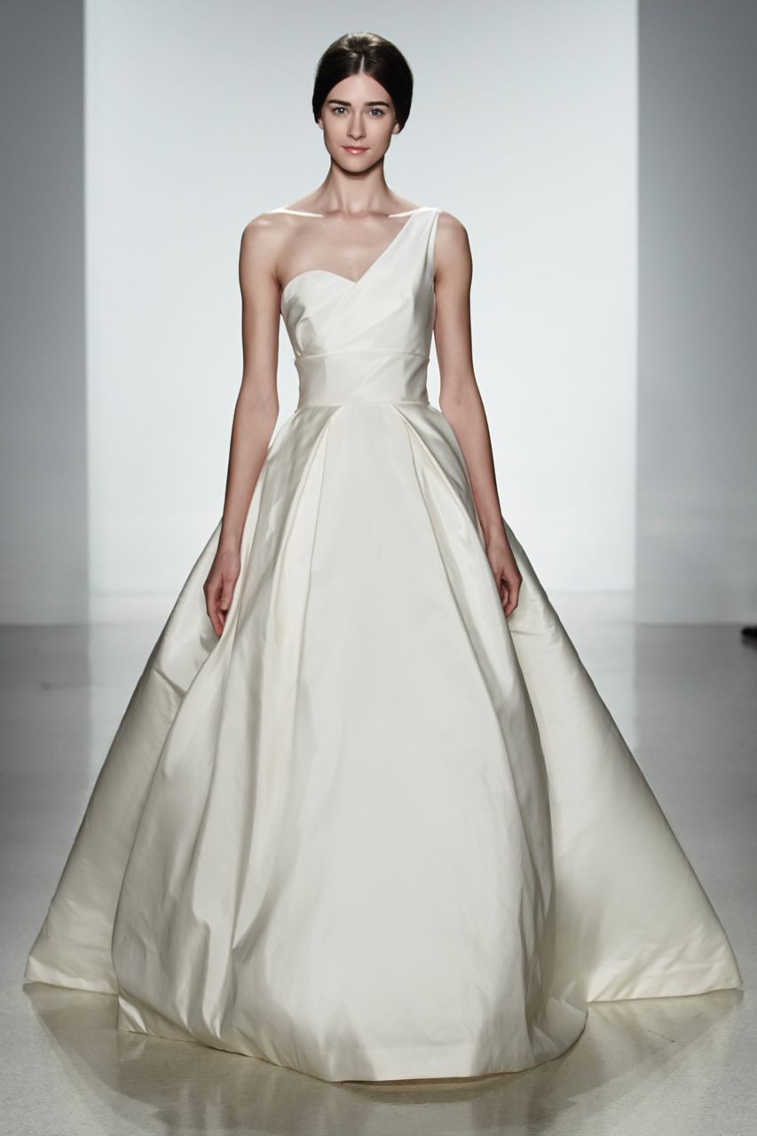 "Dress by Amsale, Style ""Newport"""