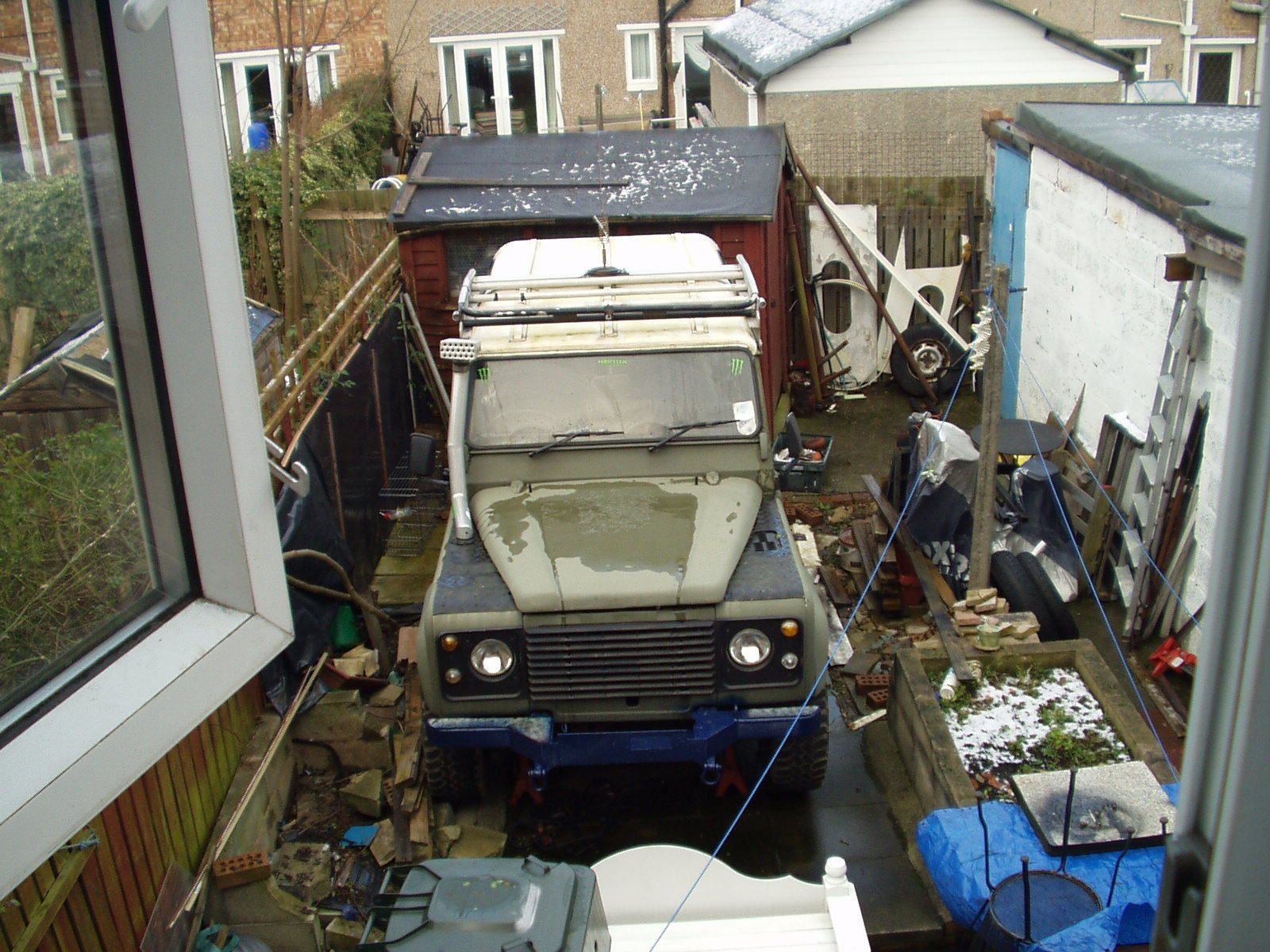 Land Rover Defender 200tdi Engine Discovery 300tdi Diagram Water Pump 1987 90 Great Spec New