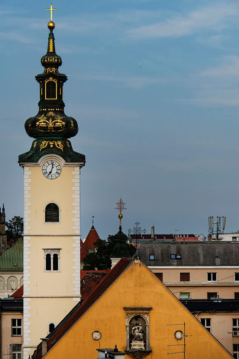Things To Do In One Day In Zagreb Walking Tour And Tips In 2020 Places Around The World Walking Tour Most Beautiful Places