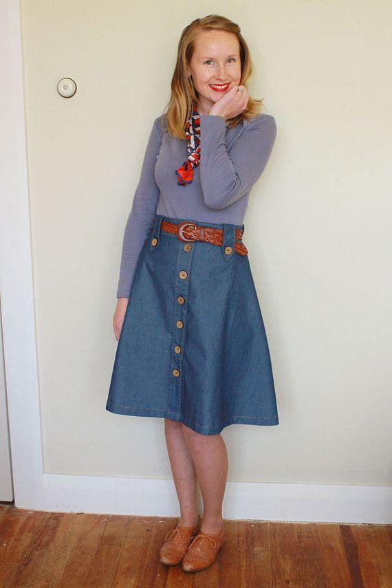 Cressida Skirt Ladies PDF Sewing Pattern Multi Size 6 to 20 ...
