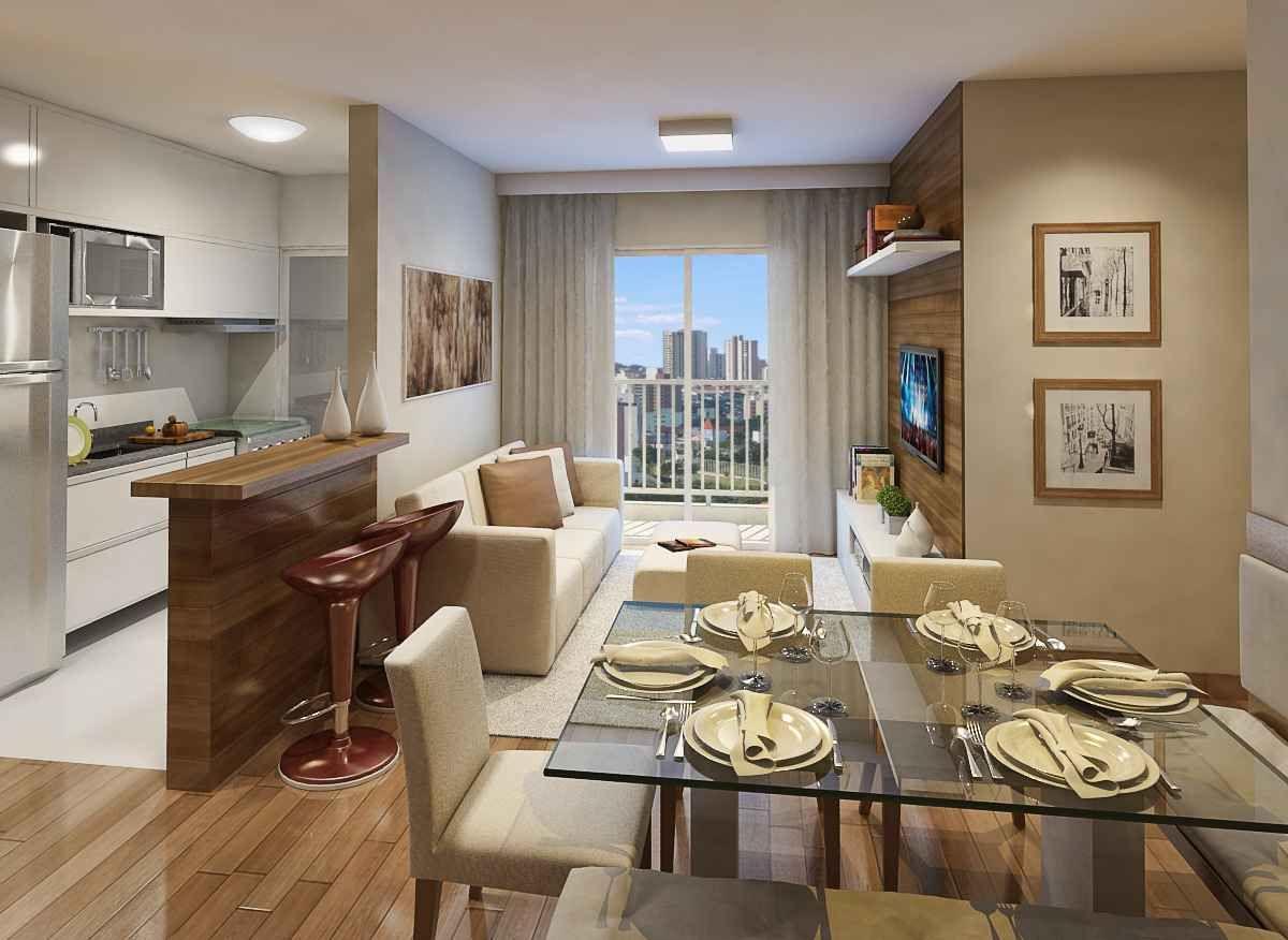 Apartamentos 5 dicas de ouro para decorar salas pequenas for Imagenes de apartamentos pequenos