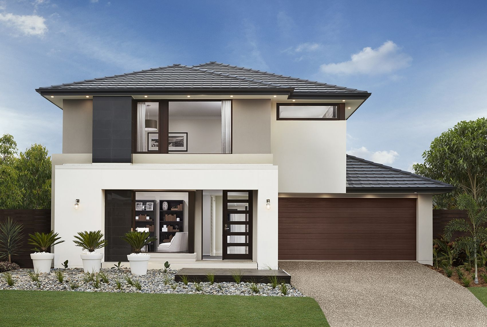 Sahara 39 Portsea Facade Facade House Facade Design Beautiful House Plans