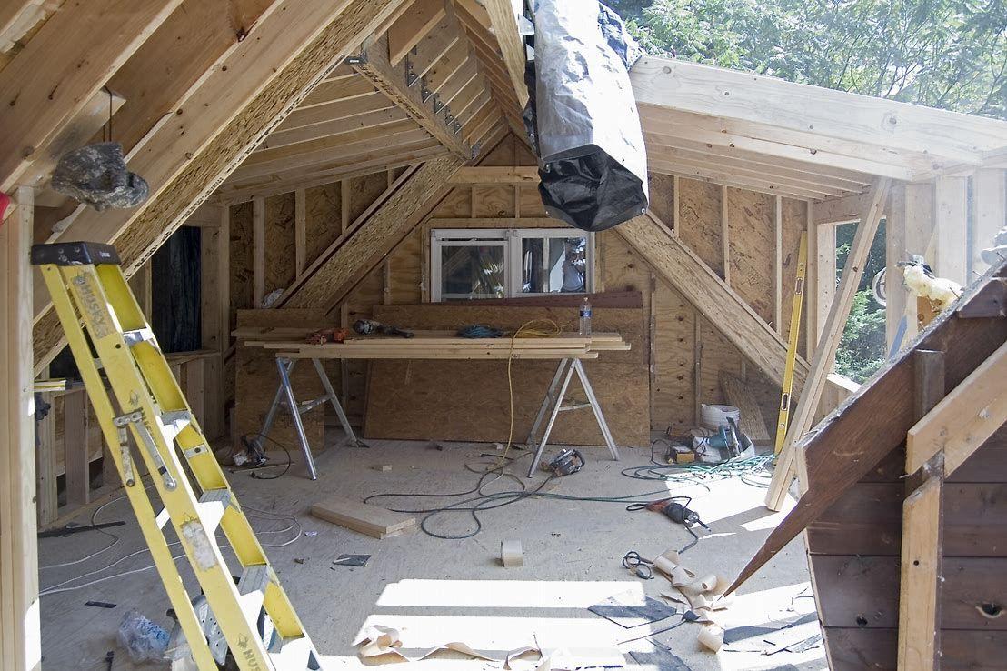 Image result for Adding Dormer to Existing Shed Roof