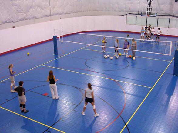 Indoor Outdoor Volleyball Court Surfacing Indoor Basketball Court Indoor Volleyball Volleyball