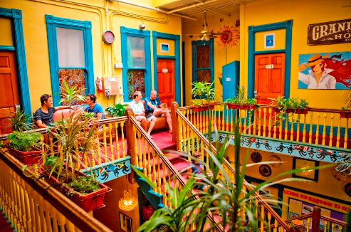 Travel on a Budget: The best hostels across the US - The Frugal Model. For the brave! Family hostels exist, too