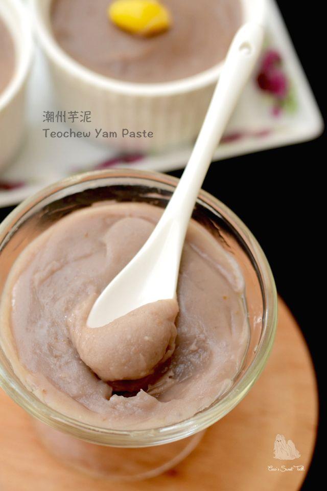 Get Taro Paste