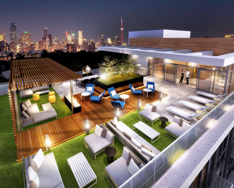 Terrace office buscar con google arq pinterest for Decking terrace garden
