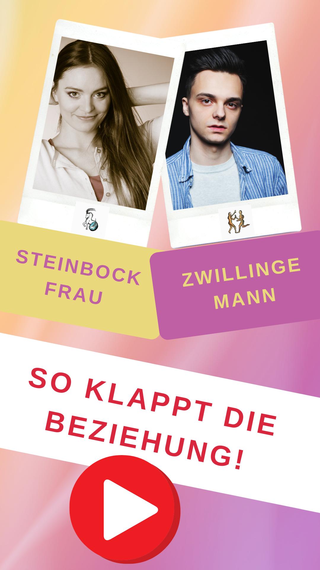 Steinbock Frau Und Jungfrau Mann