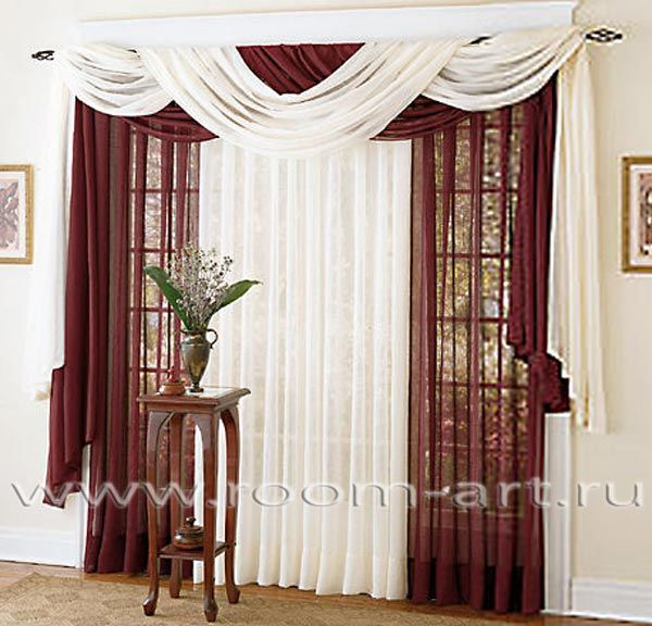 Pin By Daisy Chavez On Window Curtain Designs Home Curtains Curtains #scarf #curtains #for #living #room