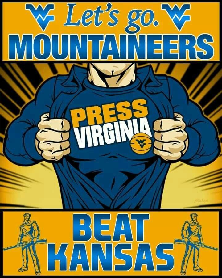 WVU Mountaineers image by Stephanie Moffatt West
