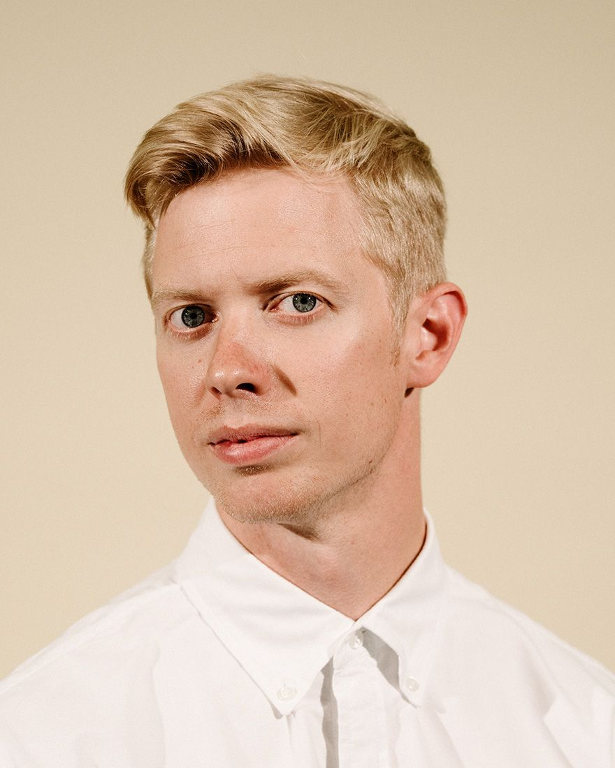 Steve Huffman is the CEO of Reddit  Photographed for NY