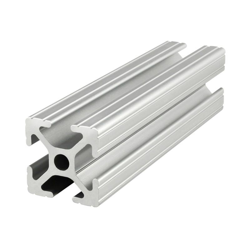 80 20 Inc 10 Series 1 X 1 Aluminum Extrusion Part 1010 X 72 Long N Aluminum Extrusion Extrusion Bandsaw